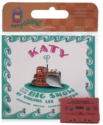 Read along Book and Cassette: Katy and the Big Snow - Virginia Lee Burton