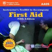 Itk- First Aid 5e Instructor's Toolkit CD - Aaos