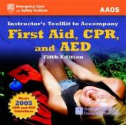 Itk- First Aid, CPR & AED AV 5e Instructor Toolkit - Aaos