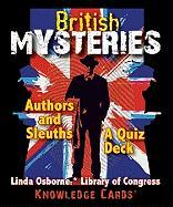 British Mysteries: Authors and Sleuths; A Quiz Deck - Library of Congress