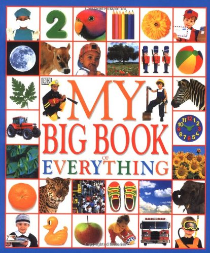 My Big Book of Everything - Roger Priddy