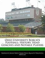 Ohio University Bobcats Football: History, Head Coaches and Notable Players - Reese, Jenny