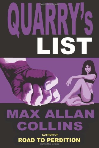 Quarry's List - Max Allan Collins