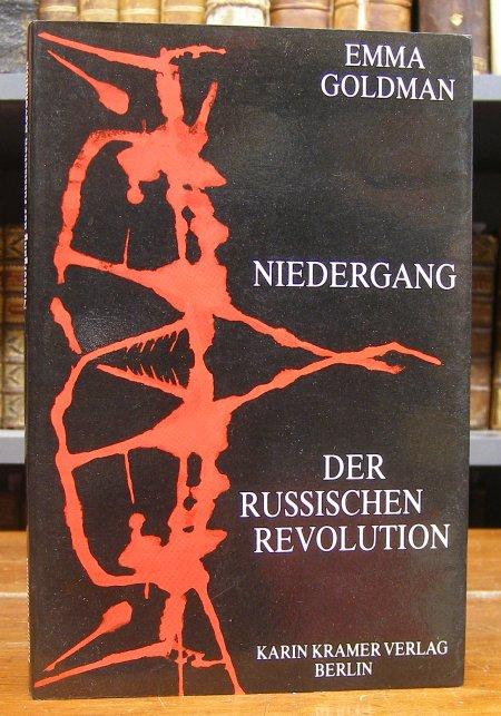 Niedergang der Russischen Revolution.