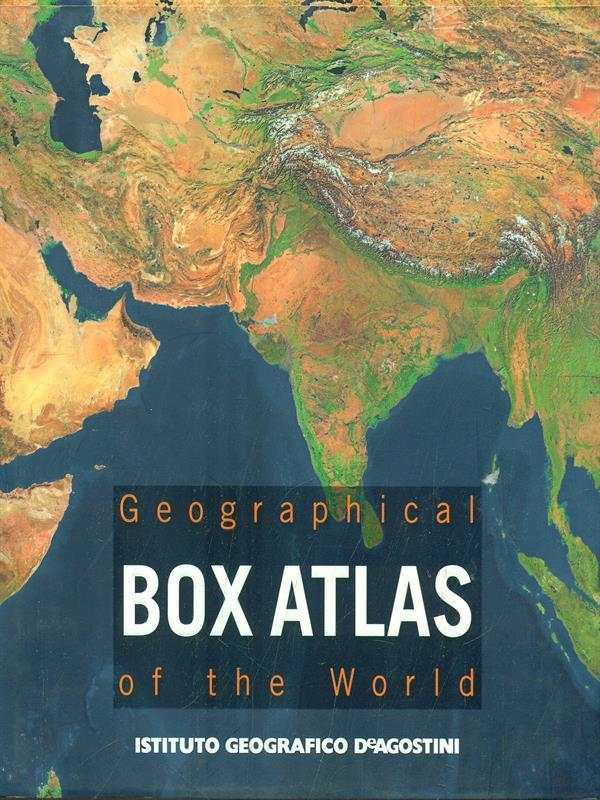 Geographical Box Atlas of the Wolrd - AA.VV.
