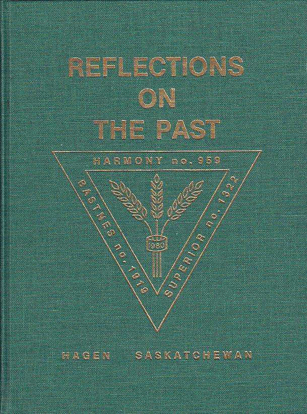 Reflections on the Past A History of Hagen and District
