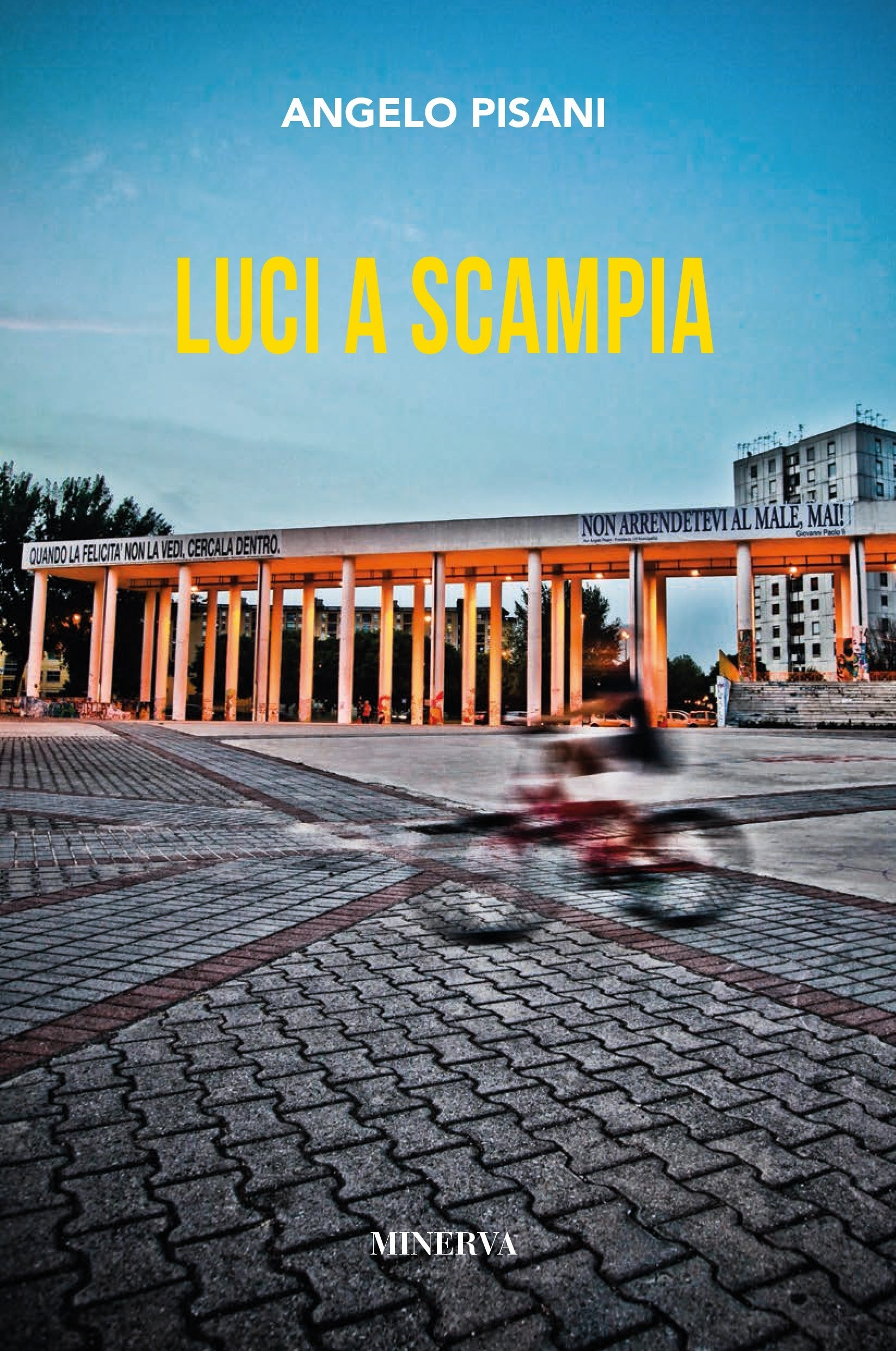 Luci a Scampia. - Pisani Angelo