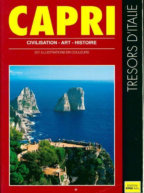Capri. Civilisation, art, Histoire - XXX