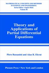 Theory and Applications of Partial Differential Equations - Bassanini, Piero / Elcrat, Alan R.