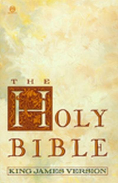 Text Bible-KJV - Anonymous