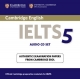 Cambridge IELTS 5 Audio CDs - Cambridge ESOL