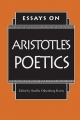 Essays on Aristotle's Poetics - Amelie Oksenberg Rorty