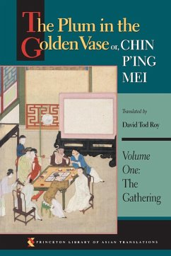 The Plum in the Golden Vase - Roy, David Tod (ed.)