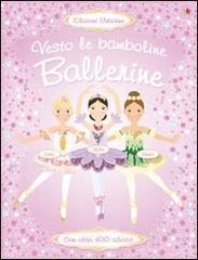 Ballerine. Con adesivi - Watt Fiona