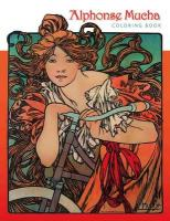 Alphonse Mucha (Pomeganate Colouring Book)