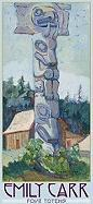 Emily Carr Panoramic Boxed Note Cards