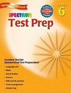 Spectrum Test Prep Grade 6