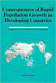 Consequences Of Rapid Population Growth In Developing Countries - Institut National d'etudes Demographiques, Nation Institut, Institut National D Etudes D Emographiqu