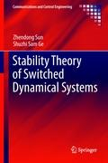 Stability Theory of Switched Dynamical Systems