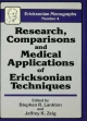 Research Comparisons And Medical Applications Of Ericksonian Techniques - Stephen R. Lankton; Jeffrey K. Zeig