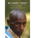 We Cannot Forget - Samuel Totten