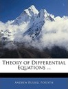 Theory of Differential Equations ... - Andrew Russell Forsyth