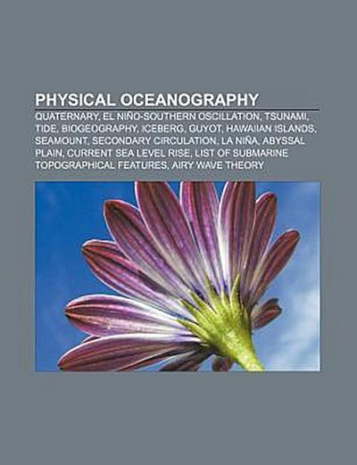 Physical oceanography - Source