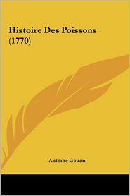 Histoire Des Poissons (1770)