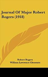 Journal of Major Robert Rogers (1918)