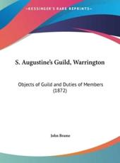 S. Augustine's Guild, Warrington - John Brame