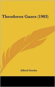 Theodoros Gazes (1903)