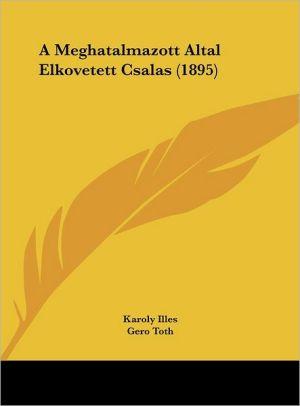 A Meghatalmazott Altal Elkovetett Csalas (1895) - Karoly Illes, Zsigmond Reichard, Gero Toth
