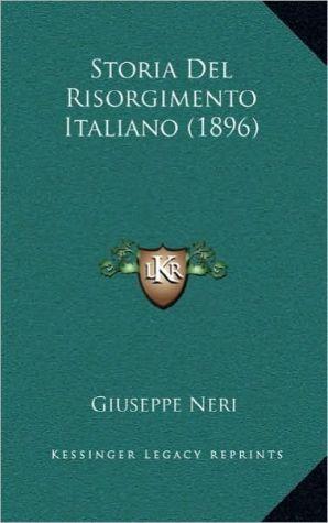Storia del Risorgimento Italiano (1896)
