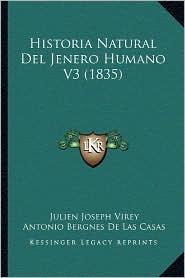 Historia Natural del Jenero Humano V3 (1835)