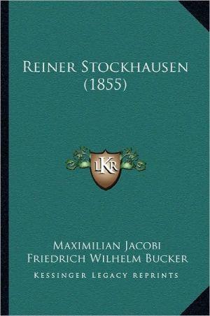 Reiner Stockhausen (1855)