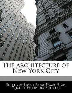 The Architecture of New York City - Reese, Jenny