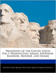 Presidents Of The United States Vol.1 - Miles Branum