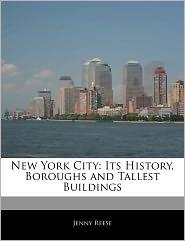 New York City - Jenny Reese