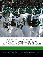 Michigan State University Spartans Football - Jenny Reese