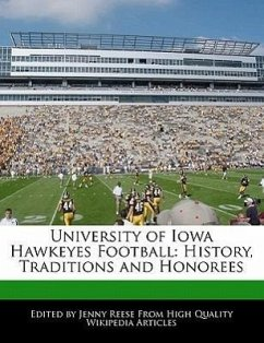University of Iowa Hawkeyes Football: History, Traditions and Honorees - Reese, Jenny