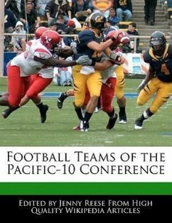 Football Teams of the Pacific-10 Conference - Reese, Jenny