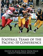 Football Teams of the Pacific-10 Conference