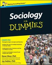 Sociology for Dummies - Nasar Meer, Jay Gabler