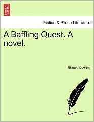 A Baffling Quest. a Novel. Vol. II