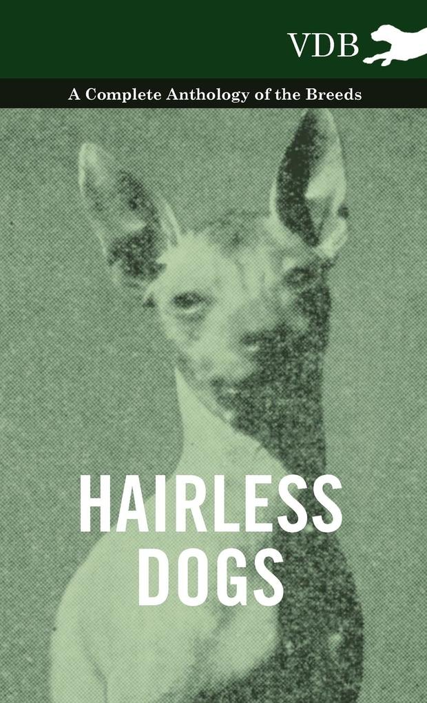 Hairless Dogs - A Complete Anthology of the Breeds als Buch von Various - Various