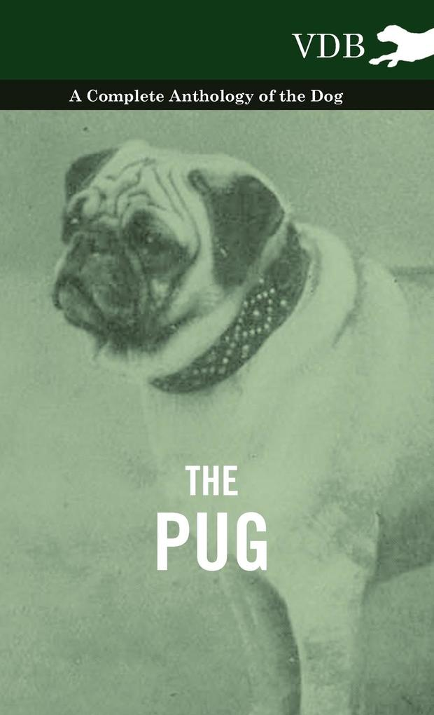 The Pug - A Complete Anthology of the Dog als Buch von Various - Vintage Dog Books