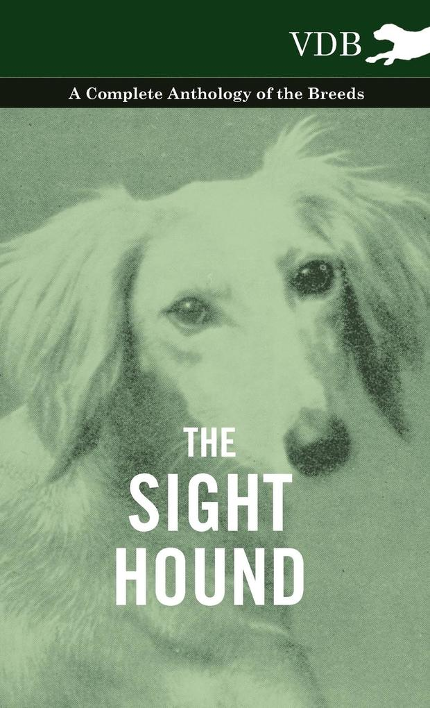 The Sight Hound - A Complete Anthology of the Breeds als Buch von Various - Vintage Dog Books