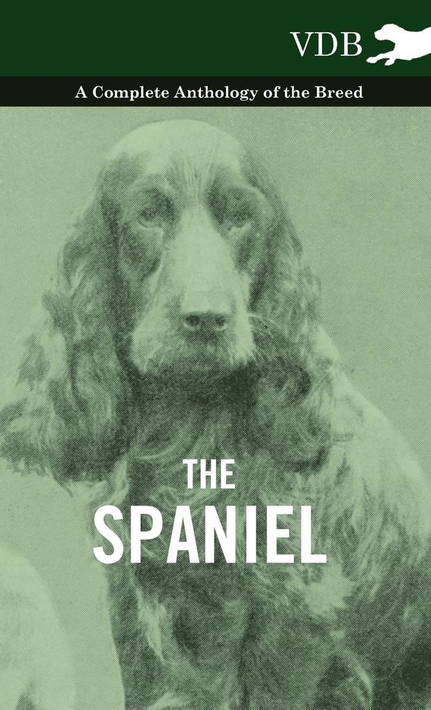 The Spaniel - A Complete Anthology of the Breed als Buch von Various - Vintage Dog Books