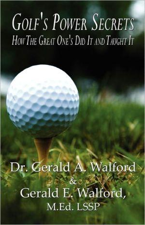 Golf's Power Secrets