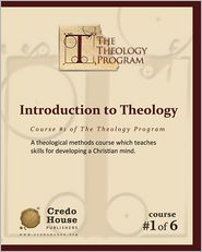 Introduction to Theology - Michael Patton
